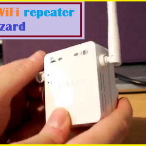 How to WiFi repeater setup wizard