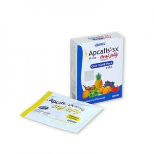 Buy Apcalis Jelly – A delicious oral solution for strong erection and multiple orgasms