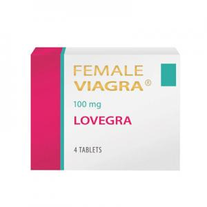 Lovegra 100 mg creates the desire among females for sexual activity