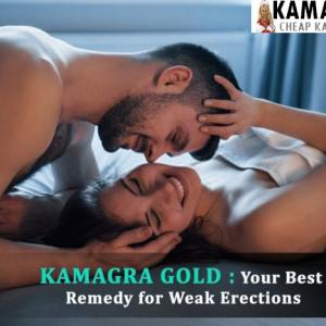 Blossom your bedroom's intimate moments with Kamagra Tablets
