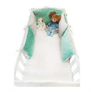 Purchasing Handmade Baby Nest & Cot Bumper Collection for the Comfortable Of Baby