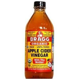 The top benefits associated with apple cider vinegar