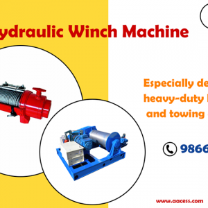 Hydraulic Winch and Use in Marine Industry?