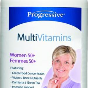Progressive Vitamins and their Benefits