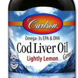 Benefits of COD liver oil