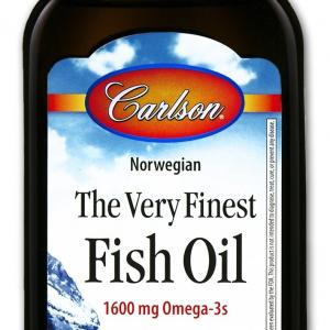 Usage, interaction and dosage of fish oil