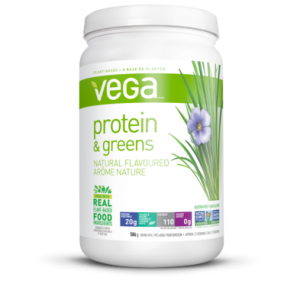 Vega is a popular brand of protein supplements