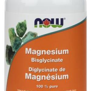 Natural Supplementation for magnesium, MSM, and probiotics