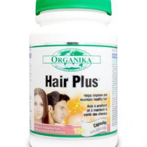 Organika Hair Plus 480 MG: Protect Your Hair From Untimely Fall