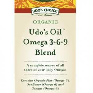Burn Your Fat and Regulate Blood Circulation with Udo's Oil
