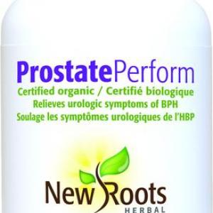 Avoid prostate cancer with New Roots Prostate Perform