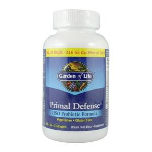 Garden of Life Primal Defense: The Best Supplement For Your Body