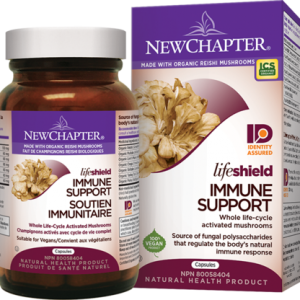 Facts about New Chapter supplements on human health