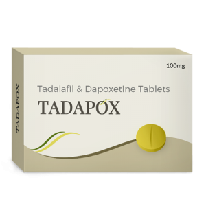 Tadapox: An Ideal Drug For Men With ED and PE
