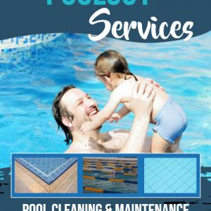 What all measures can you take to keep your pool healthy?