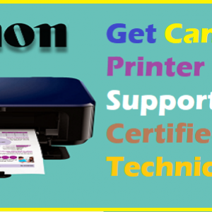 Get Canon Printer Customer Support from Certified Technicians