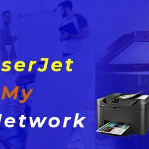 How Do I Add HP LaserJet Printer to My Wireless Network