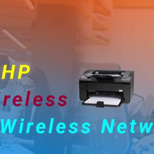 How Do I Connect My HP OfficeJet Wireless Printer to a Wireless Network