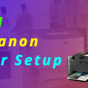 How Do I Fax In Canon IJ Printer Setup