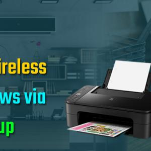 Install the HP Wireless Printer in Windows via using 123 hp setup
