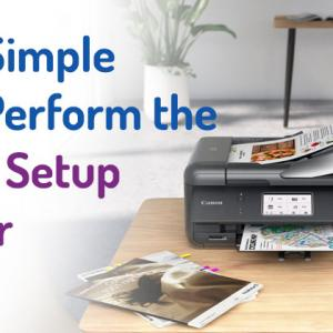 What are the Simple Guidelines to Perform the IJ Start Canon Setup TS3322 Printer