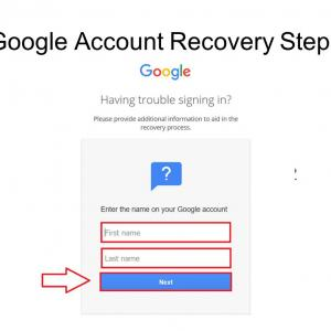 How To Recover Google Account If I Forgot My Password