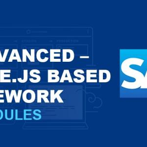 XS Advanced – A Node.JS Based Framework for SAP Modules