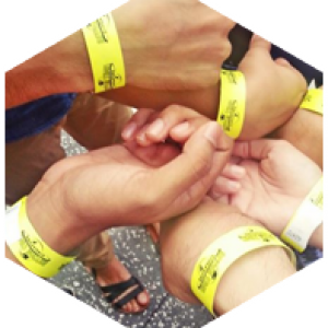 Top 3 Reasons to Customize Wristbands For Your Next Corporate Event