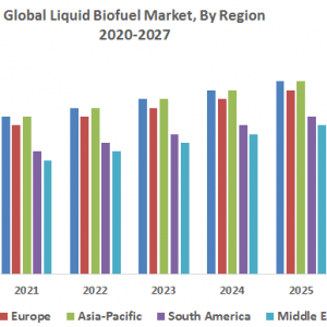 Global Liquid Biofuel Market-Industry Analysis and Forecast (2020-2027)