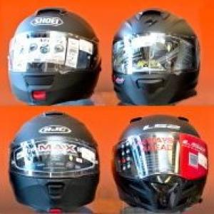 Novelty Motorcycle Helmets can Bring a Safe Bike Riding Experience for You!
