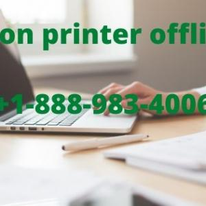 Are You Looking To Solve Canon Printer Offline Problem?