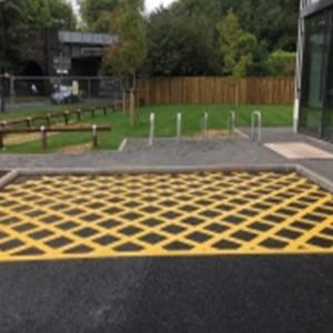 Benefits from Thermoplastic Line Markings