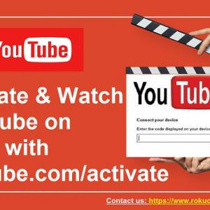 Activate www.youtube.com/activate on Roku and Kodi Platform