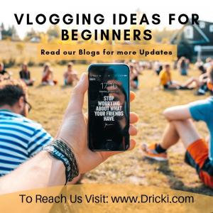 Vlogging Ideas for Beginners
