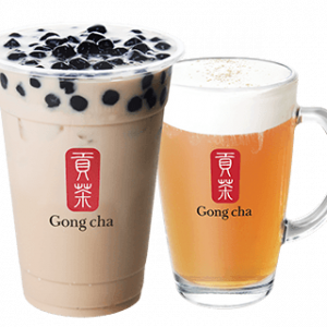 Best Gong Cha Stores to Order The Milk Foam Slush Series