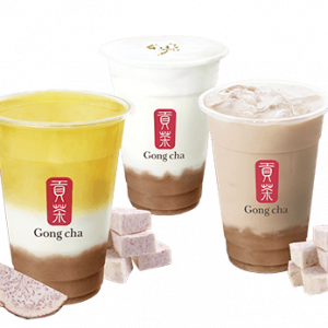 Gong Cha New Tea Store In Plainsboro NJ - Enjoy New Fresh Toppings