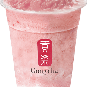 Have you heard of Gong Cha's Milk Foam Slush Series?