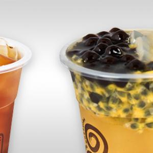 Delightful Flavors For A Halloween Bubble Tea Party