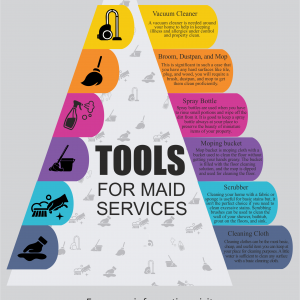 What is Maid Service Work Order and what are the services provided?