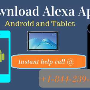 Download Alexa App For Amazon Echo Setup