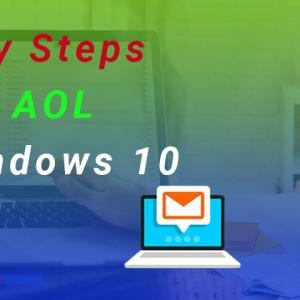 Discuss Easy Steps to Download AOL Gold For Windows 10