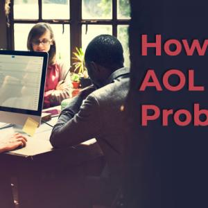 How Do I Fix an AOL Email Problem