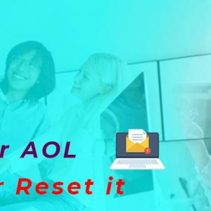 How to Change your AOL Password or Reset it
