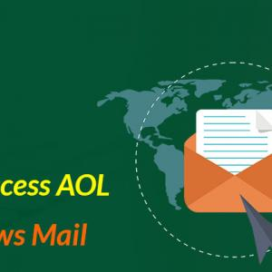 What are the Simple Steps to Access AOL Mail using Windows Mail