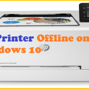 HP Printer Offline on Windows 10