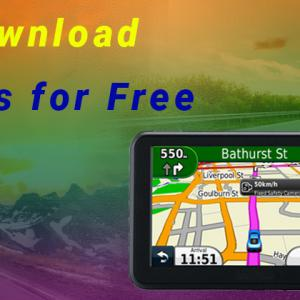 How Do I Download Garmin Maps for Free
