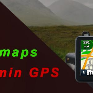 How do I update Maps to My Garmin GPS