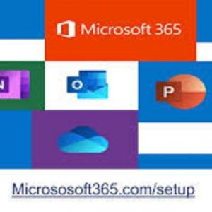 Download and install Microsoft Office at Office.com/setup