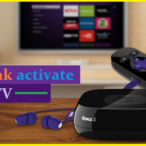 How to link activate Roku TV