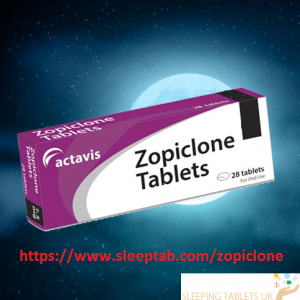 Buy Zopiclone 7.5 mg Online UK to end sleep deprivation